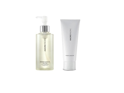 TREATMENT CLEANSING OIL and TREATMENT FOAM