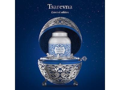 Tsarevna - 2018 limited edition holiday tea