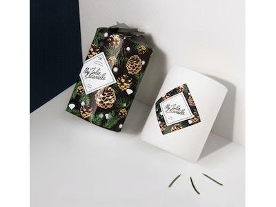 Bougie-Bracelet | Parfum Sapin