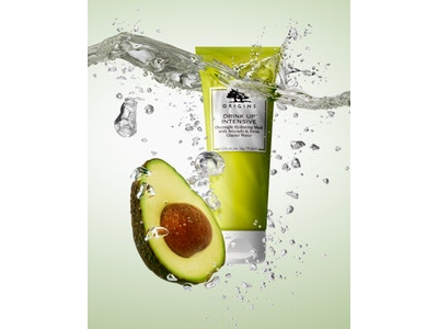 DRINK UP™ INTENSIVE  OVERNIGHT HYDRATING MASK WITH AVOCADO & SWISS GLACIER WATER