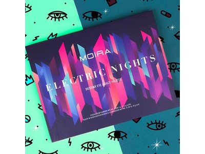 ELECTRIC NIGHTS  EYESHADOW & FACE PALETTE