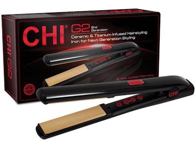 CHI G2 Ceramic & Titanium 1'' Hairstyling Iron
