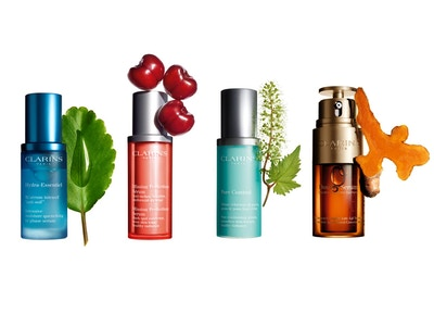 Clarins #SkinSolution