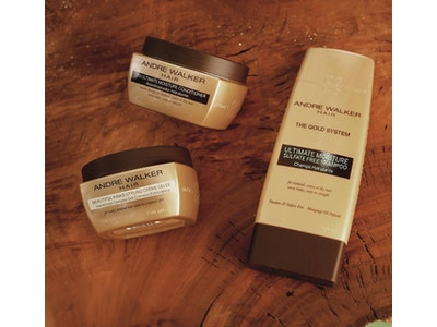 The Gold System for Natural Hair