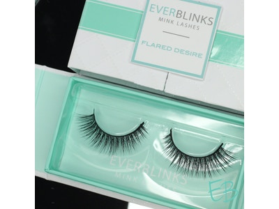 Flared Desire Mink Lashes