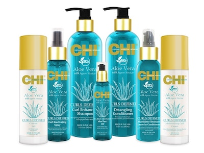 CHI Aloe Vera with Agave Nectar Haircare Line