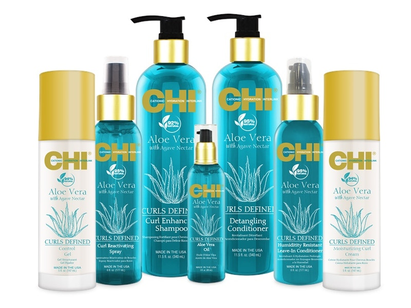 CHI Aloe Vera with Agave Nectar Haircare Line