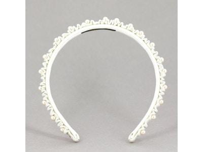 CARNET DE BAL - (White headband)