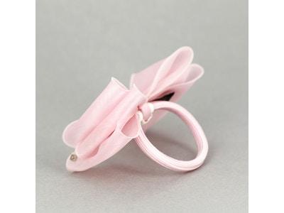 WORKING GIRL - (Pink ponytail)
