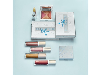 NEW! PUR Out of the Blue Collection PR Kit