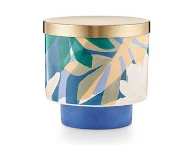 Lidded Ceramic Candle