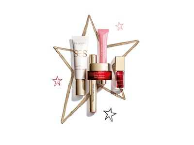 Clarins #MakeupHeroes... pick one!