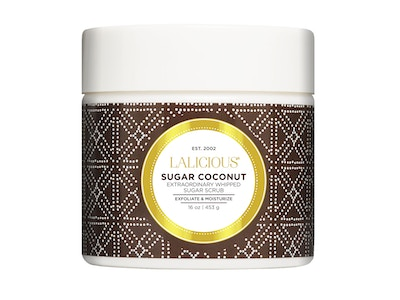 Sugar Coconut Sugar Scrub