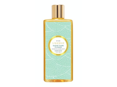 Sugar Tiare Flower Shower Oil & Bubble Bath