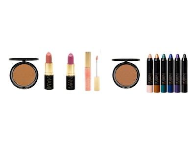 IMAN Cosmetics Luminous Foundation Bundle