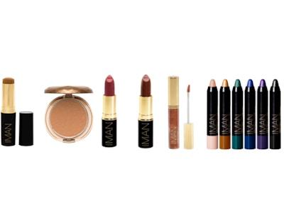 IMAN Cosmetics Stick Foundation Bundle