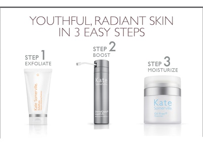 3 Steps To Glowing Skin
