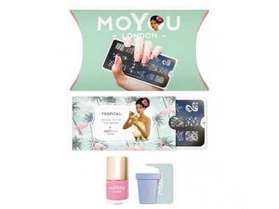 MoYou London - TROPICAL Collection