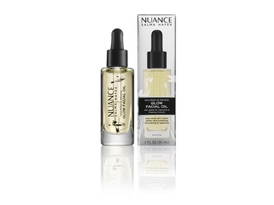 NUANCE Salma Hayek Nourish & Renew Glow Facial Oil