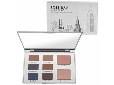 Cargo Cosmetics Eye Contour Eye Shadow Palette 02