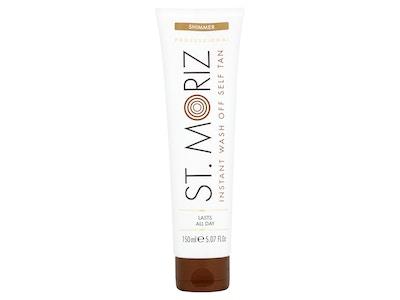 St. Moriz Instant Wash Off Self Tanner - Shimmer