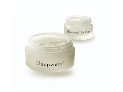 Sleepwear + Sleepwear for Eyes  OR  Oil Control Sleepwear + Sleepwear for Eyes  (2 product bundle)