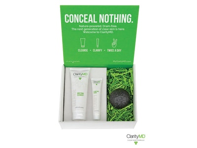 ClarityMD 2-Step Acne-Clearing Kit
