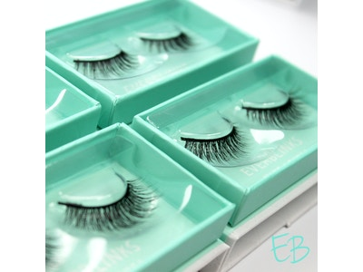 Everblinks Mink Lashes - Wispy Mix