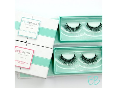 Everblinks Mink Lashes - Power Mix