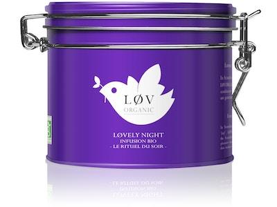 Løvely Night, le rituel du soir par Løv Organic