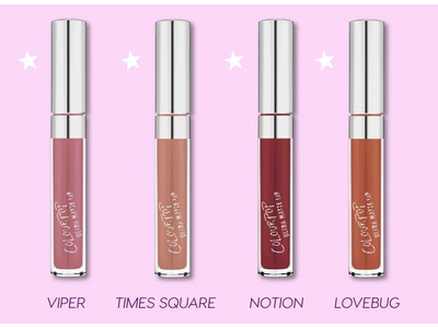 ColourPop Top Fall Ultra Matte Lip Shades