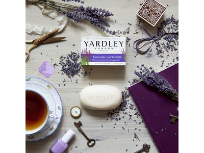 English Lavender 3 pc bath bundle.  In love with English Lavender and Yardley!