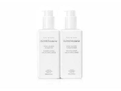 High-Gloss Shampoo + Conditioner Duo