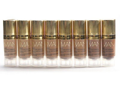 NEW IMAN Concealing Foundation