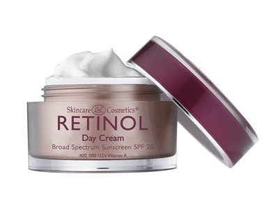 RETINOL Day Cream with SPF 20 for Anti-Aging