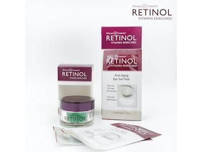 Anti-Aging Retinol Eye Gel Pads & Vitamin A Eye Gel