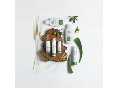 BIO Aloe Vera y Oliva: linea de 6 nuevos cosméticos
