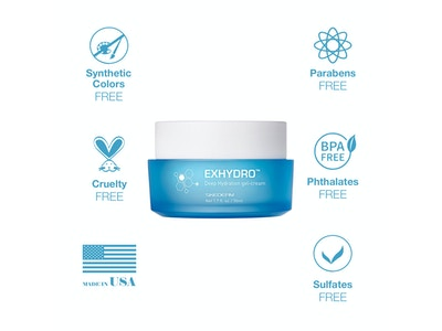 EXHYDRO Deep Hydration Gel-Cream - Water recovery for your skin