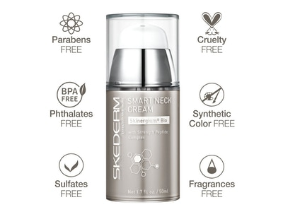 Smart Neck Cream with Skinergium Bio - a Youthful Neckline That Can Stand the Test of Time