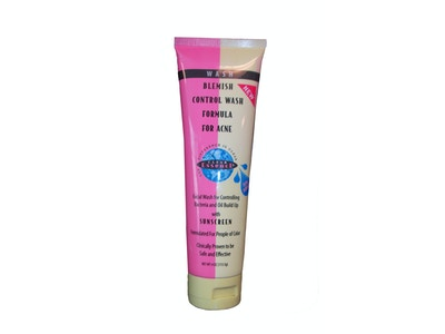 Blemish Control Wash Formula