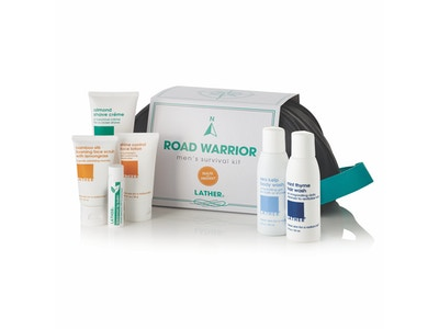 road warrior men's survival kit