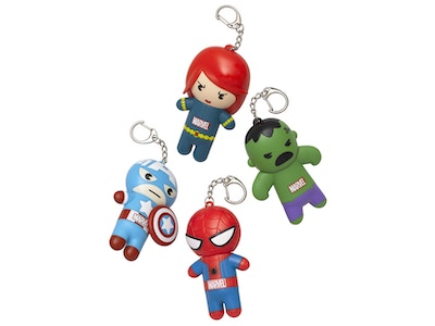 Lip Smacker Marvel Super Hero Balms - Set of 4