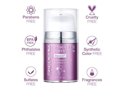 Vitamin C X30 Power Serum - The Solution for Your Brightening and Moisturizing Needs