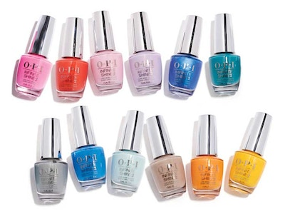 OPI Fiji Collection - Infinite Shine Formula (11 shades, Primer & Top Coat)