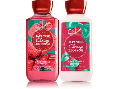 Japanese Cherry Blossom Duo