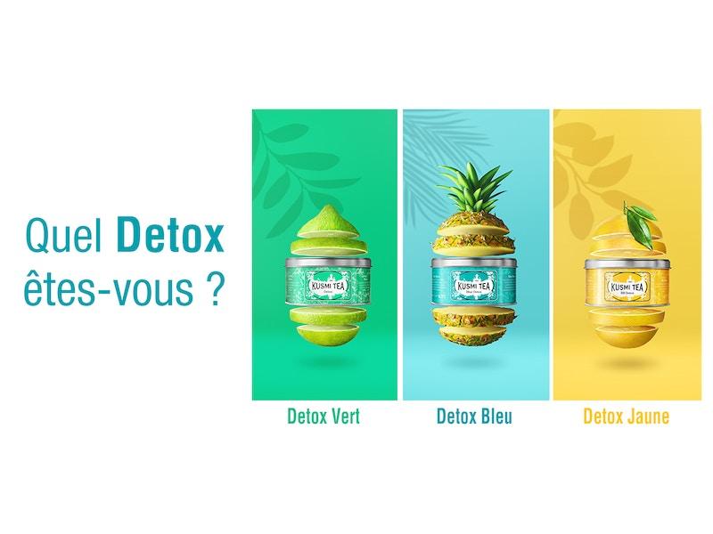 La Team des thés Detox arrive en force !