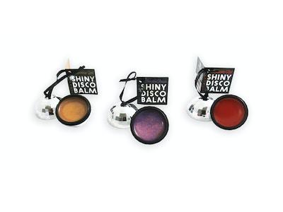 Shiny Disco Balm: un bálsamo labial con forma de bola de discoteca