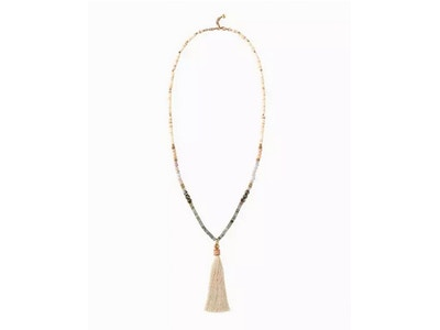 Antonia Tassel Necklace