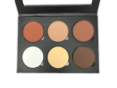 XL CONTOUR AND BAKING PALETTE