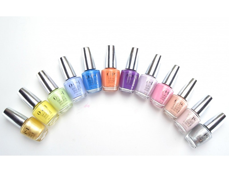 OPI Infinite Shine Summer Shades